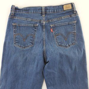 Levi's Perfectly Slimming Bootcut 512 Denim Jeans